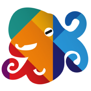 Angus the Octopus, the mascot of The Digital Scot
