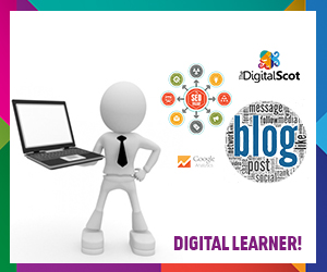 Digital learning using expert blogs