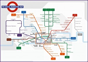 The Digital Marketing Map