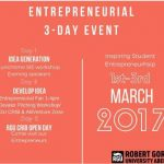 Entrepreneurial 3-day event