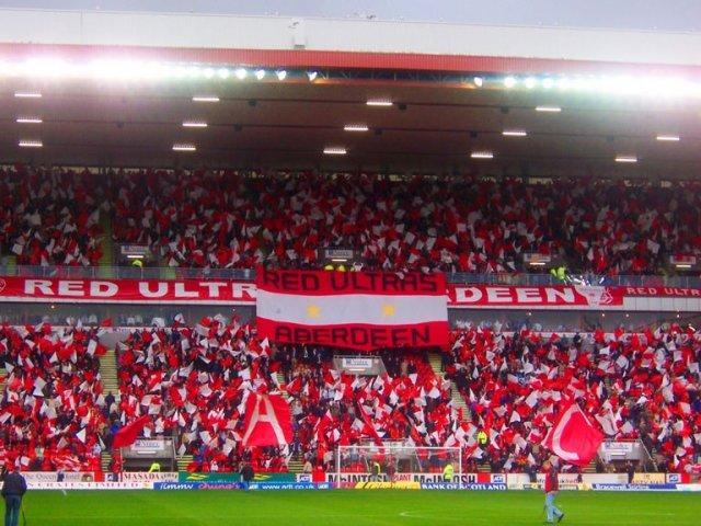 Aberdeen Football Stadium