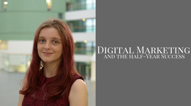 Digital Marketing and the Half Year Success Image