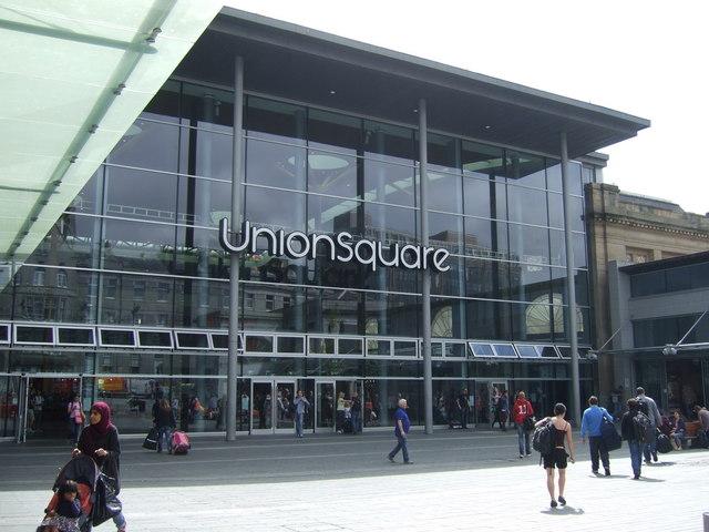 Union Square Aberdeen