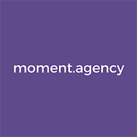 moment.agency Logo